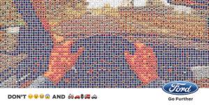 le emoji nelle campagne visual