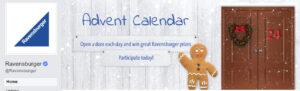 calendario dell'avento ravensburger