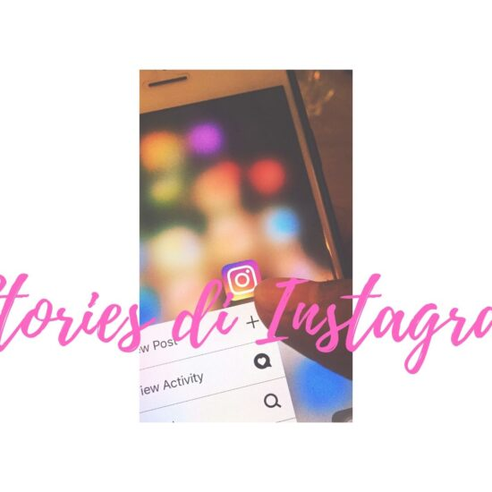 mini guida instagram stories