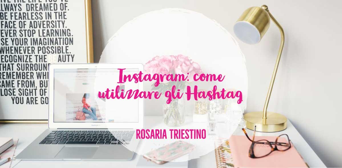instagrma come utilizzare gli hashtag
