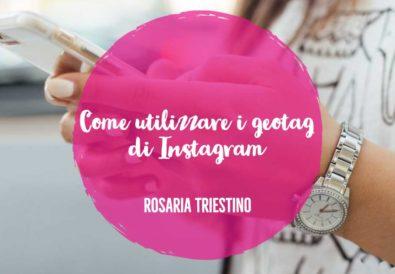 Come Utilizzare i Geotad di instagram